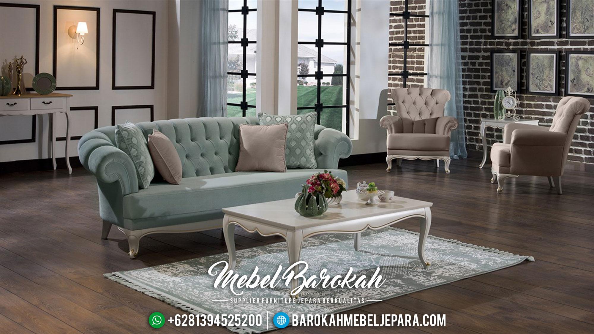 Sofa Tamu Mewah Jepara MB-001 Gambar 3