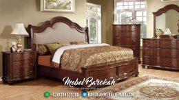 Tempat Tidur Minimalis, Kamar Set Mewah Terbaru, Set Kamar Tidur Jepara Murah MB-010