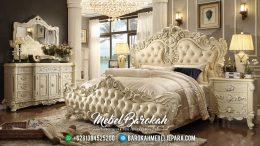 Tempat Tidur Mewah Kamar Set Jepara Terbaru MB-011