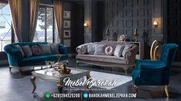 Mebel Jepara Terbaru Set Sofa Kursi Tamu Mewah Minimalis Elite MB-0021