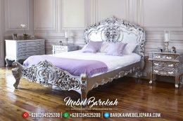 Set Kamar Tidur Mewah Jepara, Kamar Set Terbaru Minimalis, Tempat Tidur Pengantin MB-0041