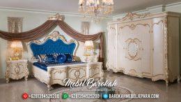 Kamar Set Jepara Model Terbaru Mewah Klasik Duco Ivory Murah MB-0063