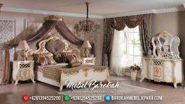 Kamar Set Mewah Luxury Mebel Jepara Terbaru Murah Grand Lukas MB-0064