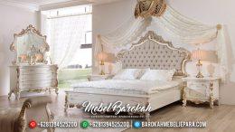 Kamar Set Mewah Terbaru, Tempat Tidur Jati Jepara, Dipan Ukiran Jepara MB-0075