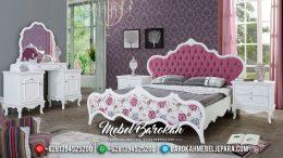 Tempat Tidur Jepara, Kamar Set Minimalis Mewah, Set Kamar Tidur Minimalis MB-0077