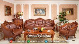 Sofa Tamu Mewah Jepara, Kursi Ruang Tamu Jati, Mebel Murah Jepara MB-0088