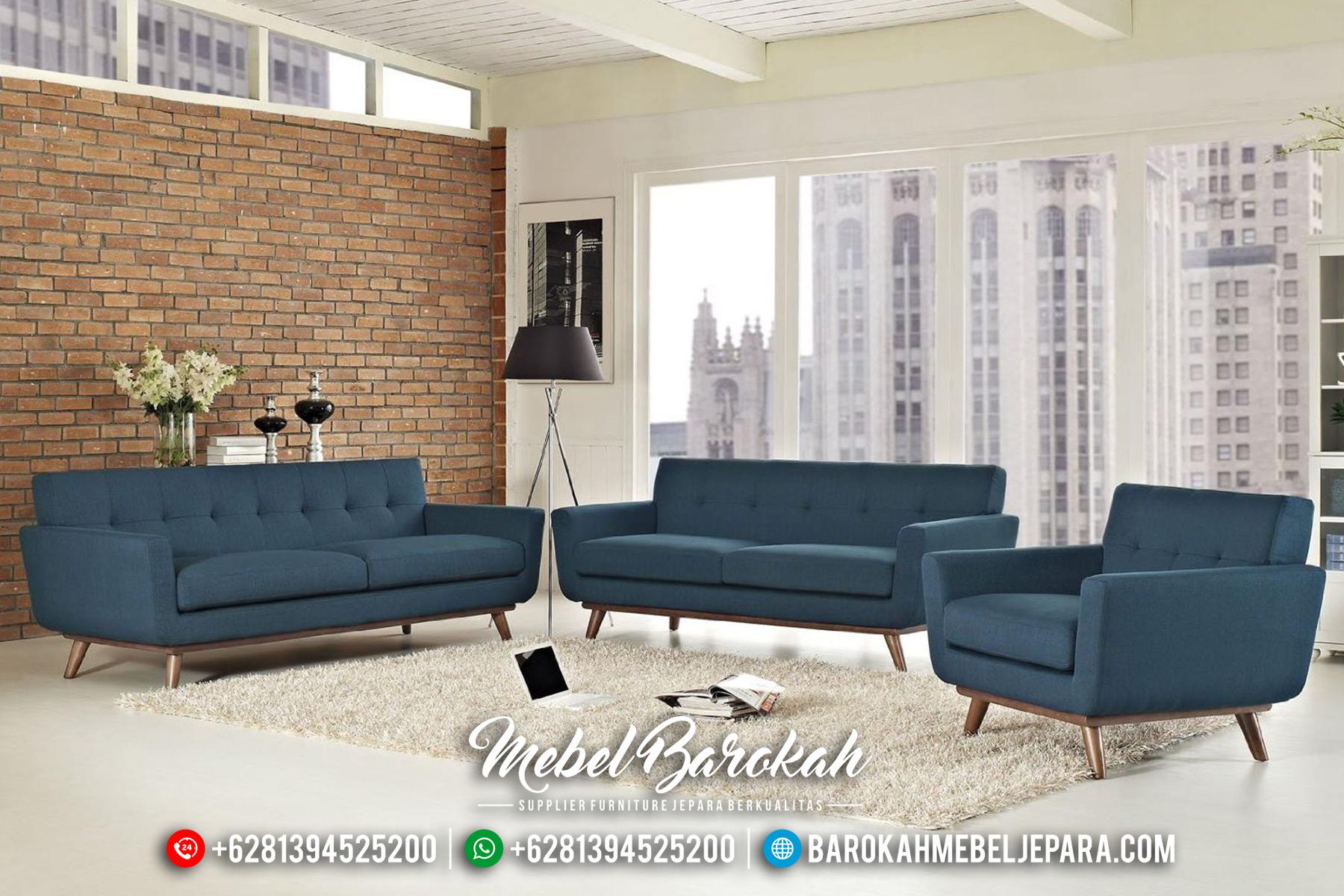 Sofa Tamu Jepara Minimalis Dayana MB-0118