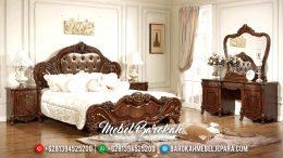 Jual Classic Furniture Tempat Tidur Mewah Jepara Ukiran Terbaru MB-0137