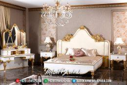 Tempat Tidur Mewah Klasik, Tempat Tidur Jepara, Dipan Klasik Turkey MB-0181