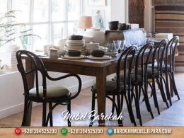 Meja Makan Cafe, Set Meja Café, MB-0231