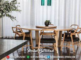 Kursi Kafe Jati, Kursi Cafe Murah, MB-0237