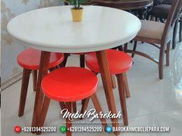 Meja Kursi Cafe, Kursi Cafe Terbaru, MB-0245