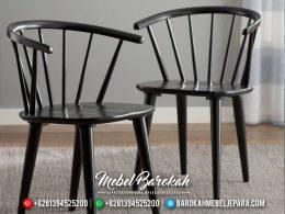 Kursi Cafe Klasik, Kursi Kafe Jati, MB-0259