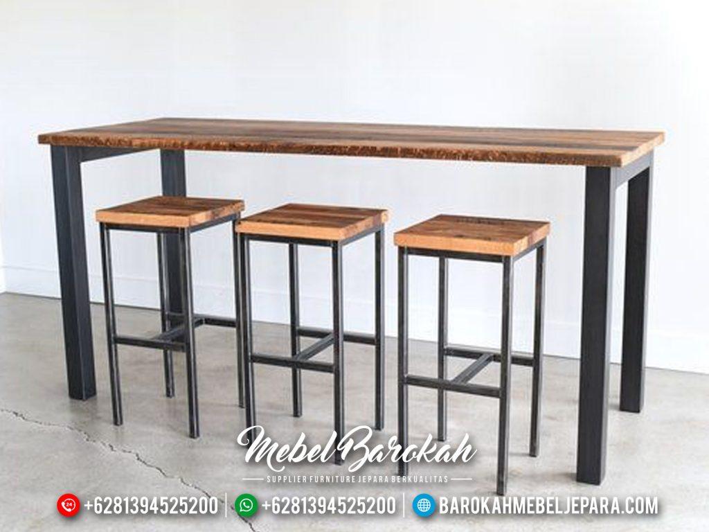 Meja Makan Cafe, Set Meja Café, MB-0264