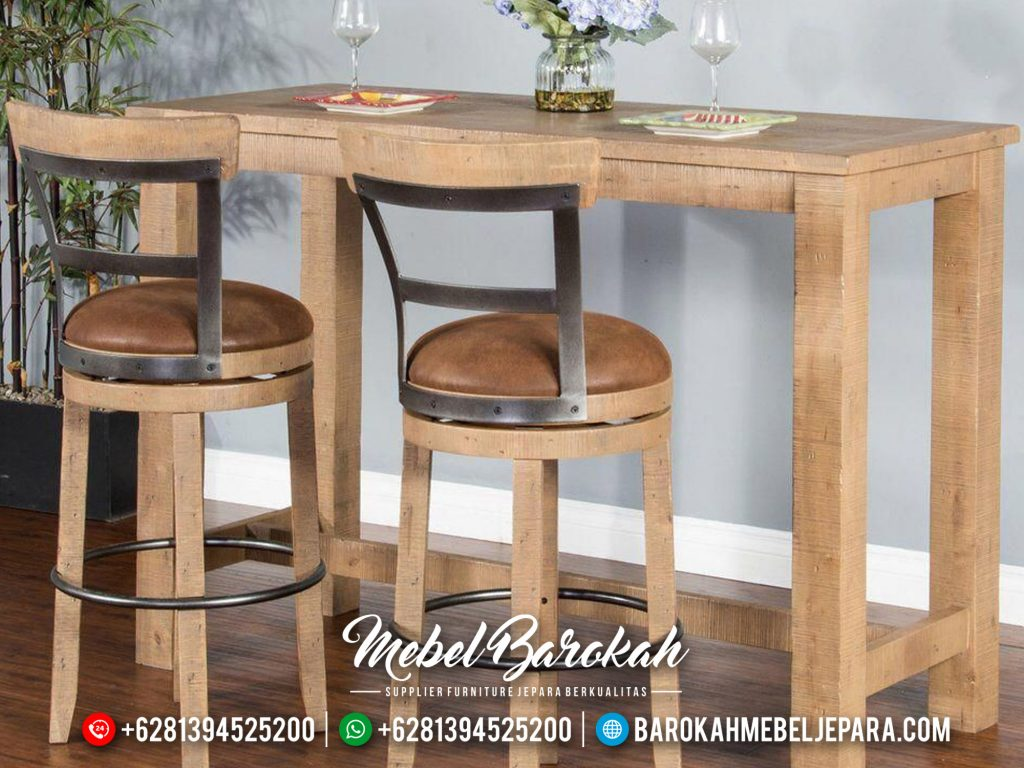 Cafe Klasik, Kursi Kafe Jati, MB-0267
