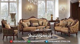 New Sofa Tamu Jepara Ukir Classic Jati MB-0296