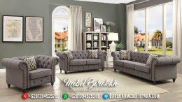 New Set Sofa Tamu Chesterfield Soft Color MB-0312