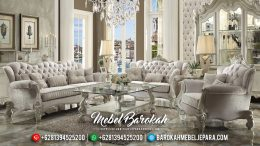 New Set Sofa Tamu Mewah Duco Italian MB-0311