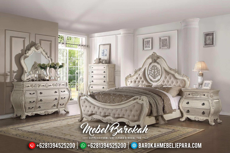 Jual Kamar Set Mewah Jepara Luxury Classic Style MB-0413