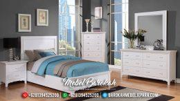 Jual Set Kamar Anak Minimalis Putih Duco MB-0348