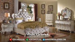 New Style 2020 Kamar Set Mewah Ukiran Classic MB-0351