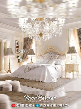 Furniture Luxury Bedroom Set Luxury Carving MB-0451