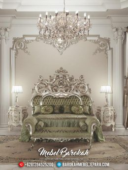 Kamar Set Mewah Maggiolini Classic Royal Carving MB-0448