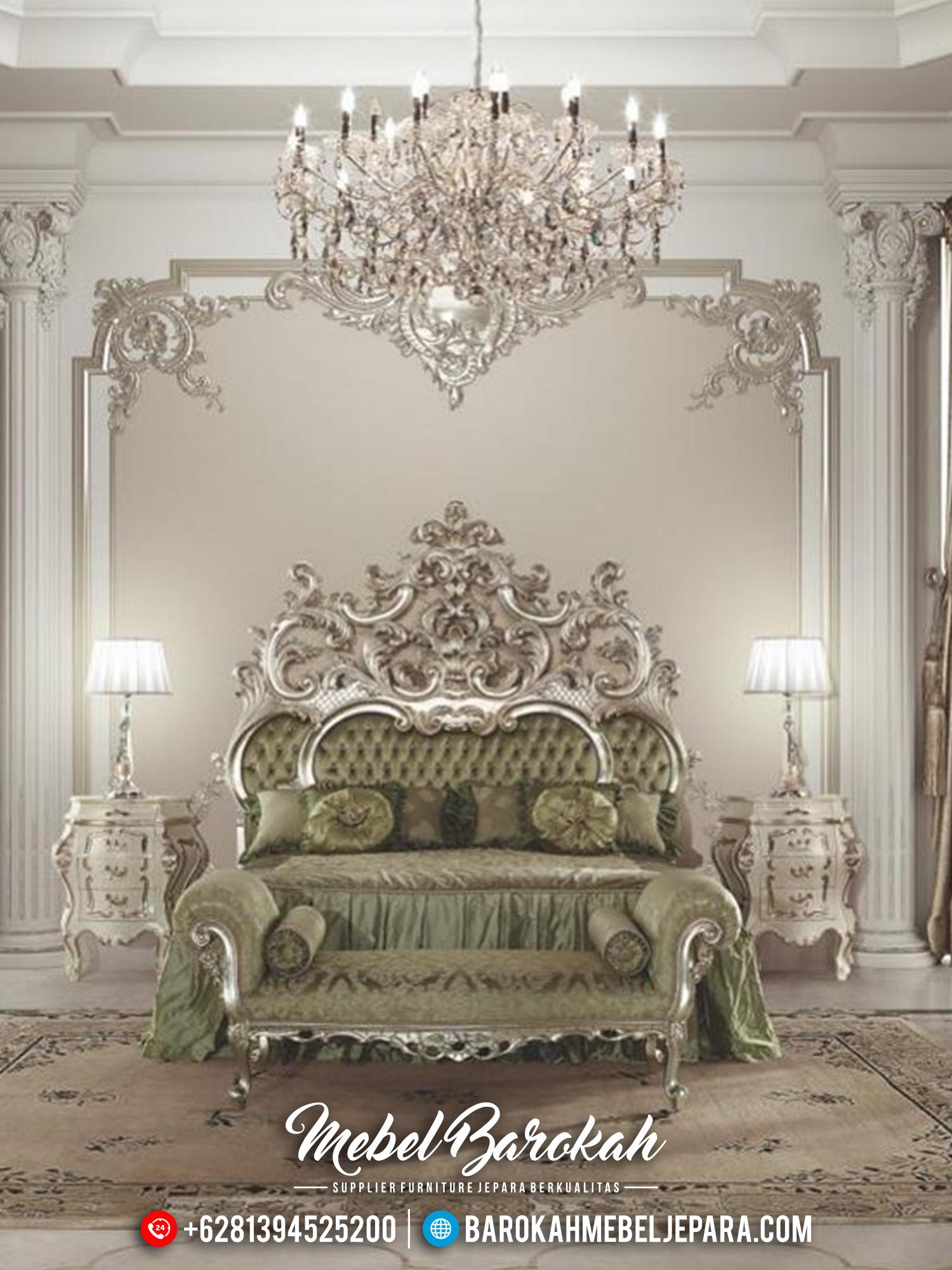 Kamar Set Mewah Maggiolini Classic Royal Carving MB-0448