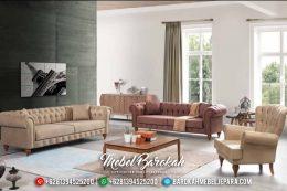 Set Sofa Tamu Modern Jepara Harga Murah Meriah MB-0453