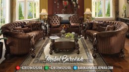 Big Discount Sofa Tamu Mewah Luxury Carving Furniture Jepara Termurah MB-0479