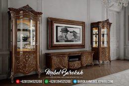 Design Bufet TV Jepara Harga Istimewa Discount Gede-Gedean MB-0469
