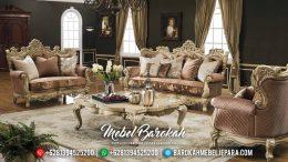 Harga Sofa Tamu Mewah Ukiran Klasik Furniture Jepara Terbaru MB-0495