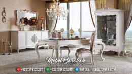 Sale Meja Makan Mewah New 2020 Furniture Jepara Terbaru MB-0457