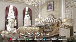 Gambar Tempat Tidur Mewah, Kamar Set Ukiran Jepara, Dipan Ranjang Luxury Duco MB-0514
