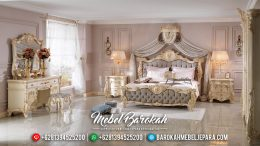 New Bedroom Sets Luxury Classic Carving Furniture Jepara MB-0517