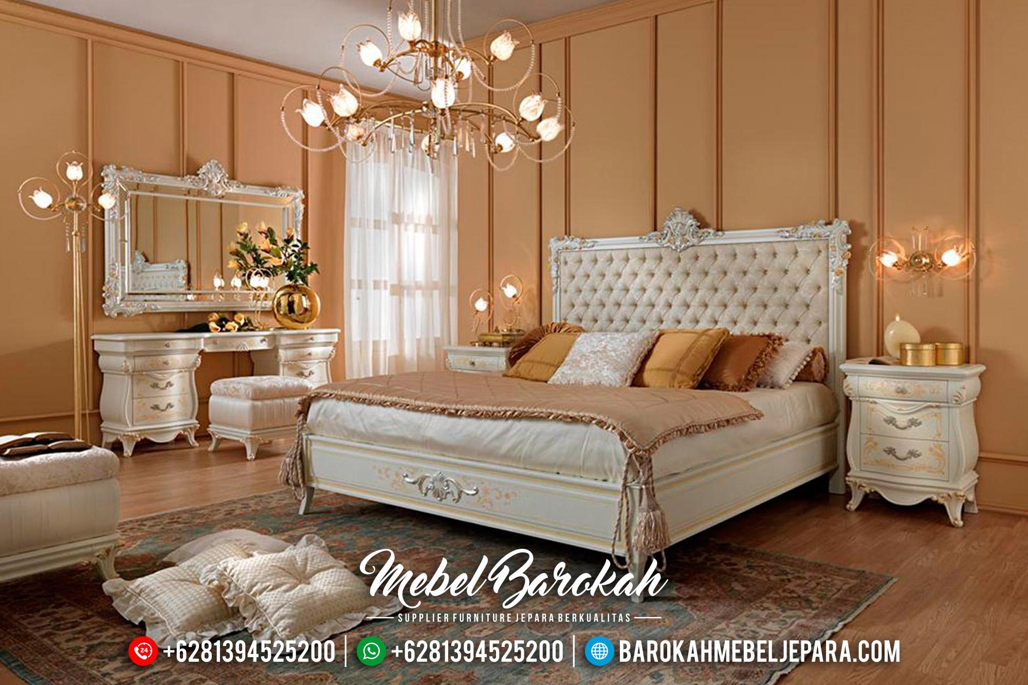 Architecture Kamar Set Mewah Ukiran Jepara Luxury Carving New Product Release MB-0537