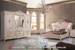 Big Sale Kamar Set Ukiran Mewah Furniture Jepara Luxury Terbaru Harga Terjangkau MB-0538