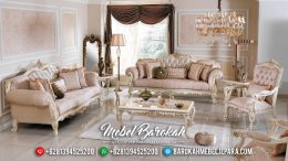 Harga Sofa Tamu Ukiran Jepara Luxury Carving New Set Furniture Jepara MB-0575