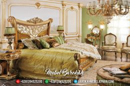 Jual Kamar Set Ukiran Jepara Luxury Classic Motif Rome Empire Best Product MB-0581