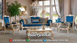 Jual Sofa Tamu Mewah Ukiran Jepara Baroque Style Italian Luxury MB-0576