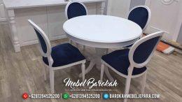 Tabitha Meja Makan Minimalis Cantik Beautiful Design Inspiring MB-0550