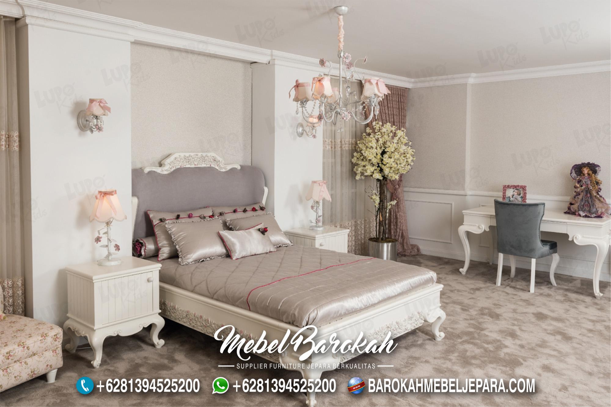 Desain Interior Kamar Anak Ukir Jepara MB-592