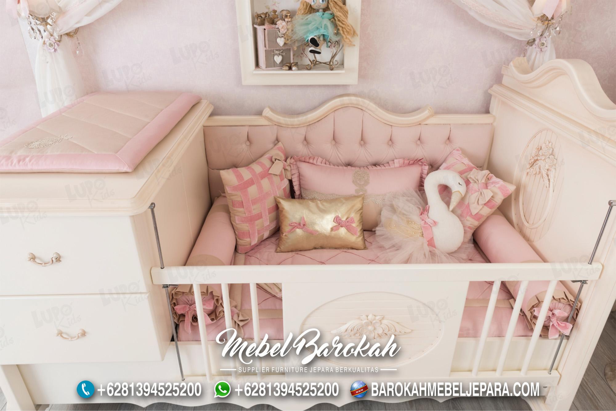 Set Kamar Bayi Girly Cantik MB-600