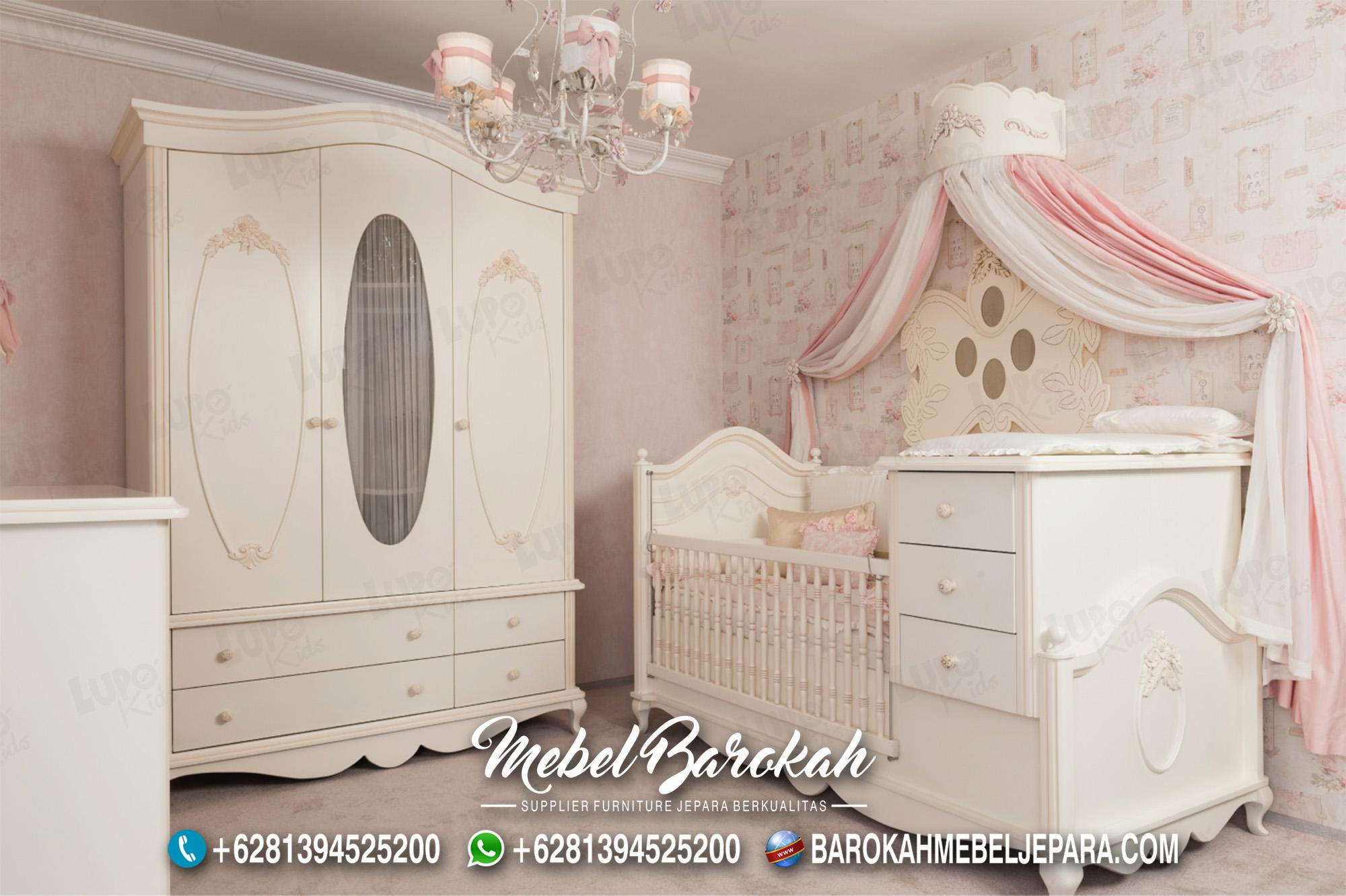 Dekorasi Kamar Tidur Bayi Soft Elegan Model Terbaru MB-607