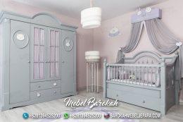 Desain Dekorasi Kamar Bayi Sederhana Miimalis MB-609