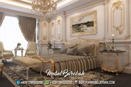 New Desain Custom Tempat Tidur Ukir MB-629