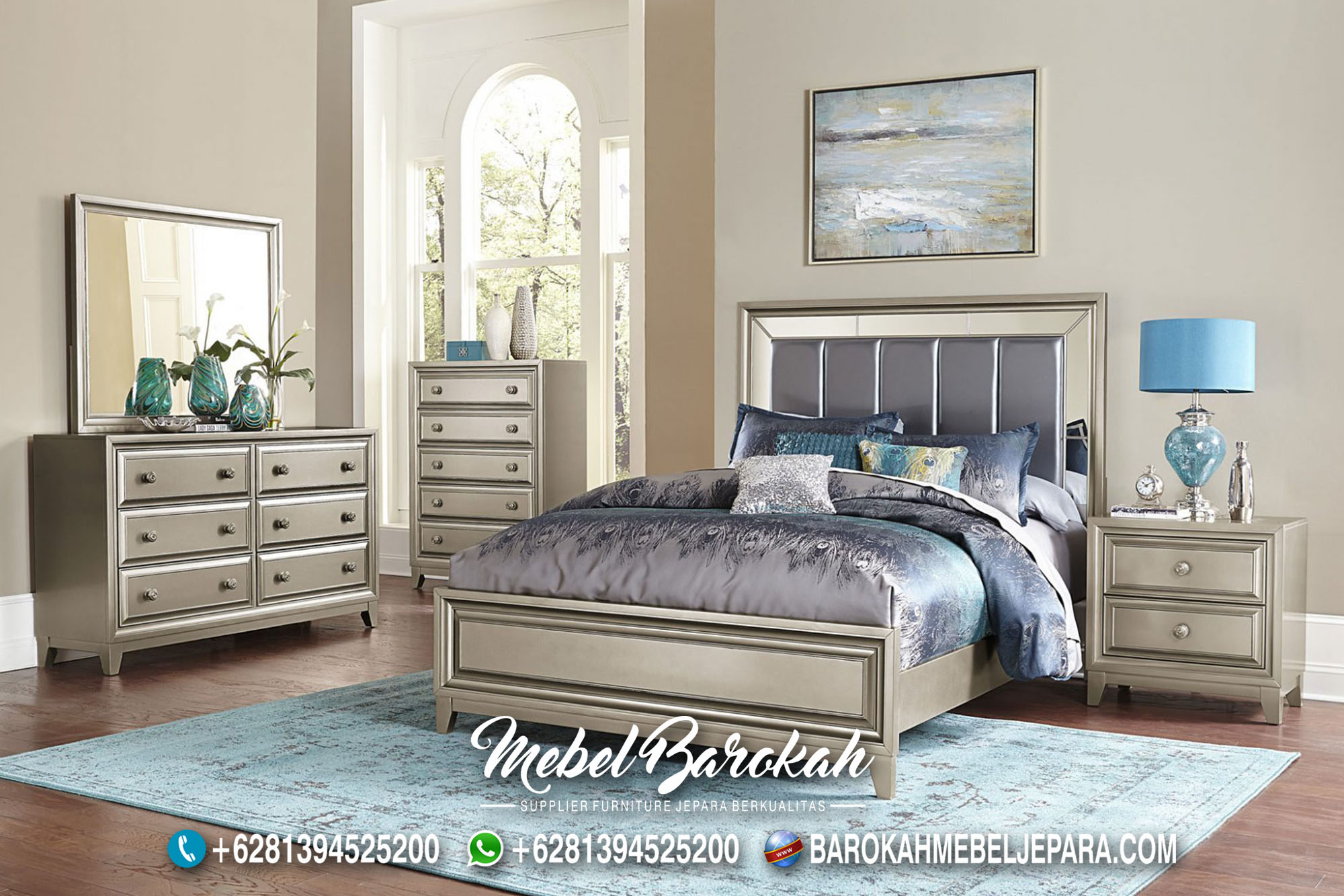Desain Interior Minimalis Kamar Tidur MB-636