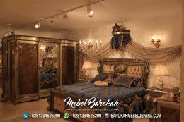 Tempat Tidur Klasik Ukir Jepara Cantik MB-647