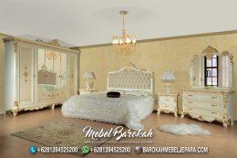 Tempat Tidur Anak Cewek Bergaya Eropa Modern MB-640