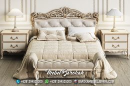 Jual Tempat Tidur Ukir Desain Terbaru MB-653
